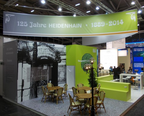 125 Jahre Haidenhain